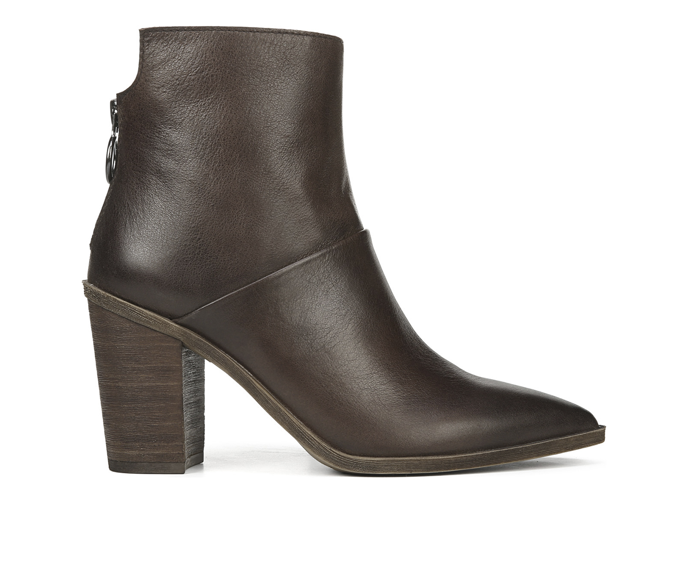 Franco Sarto Mack Women's Boot (Brown Leather)