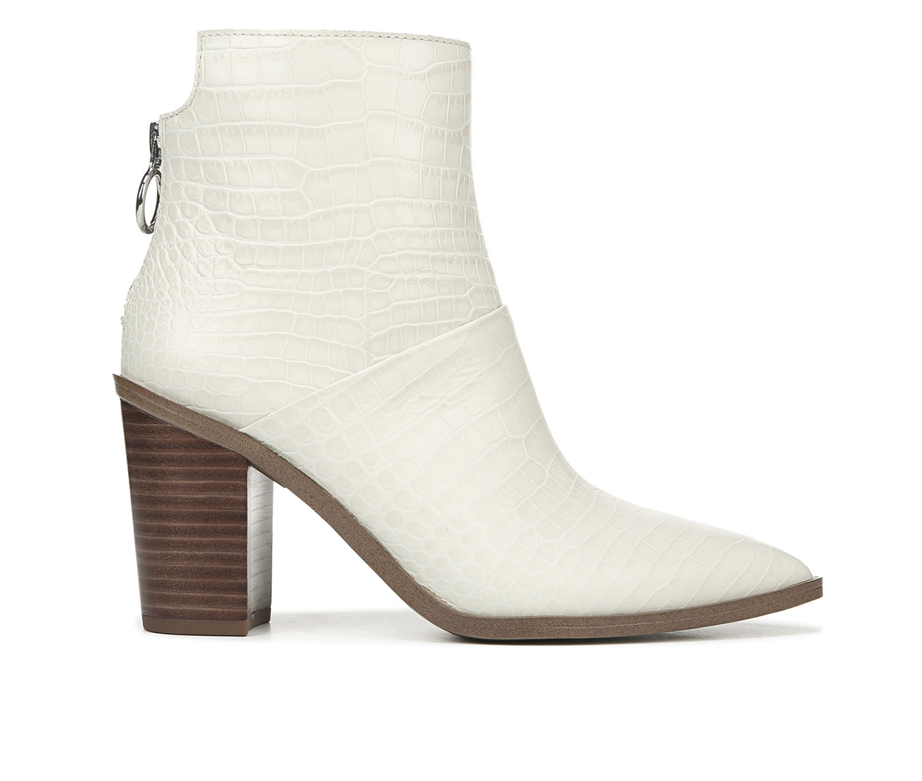Franco Sarto Mack Women's Boot (White Leather)