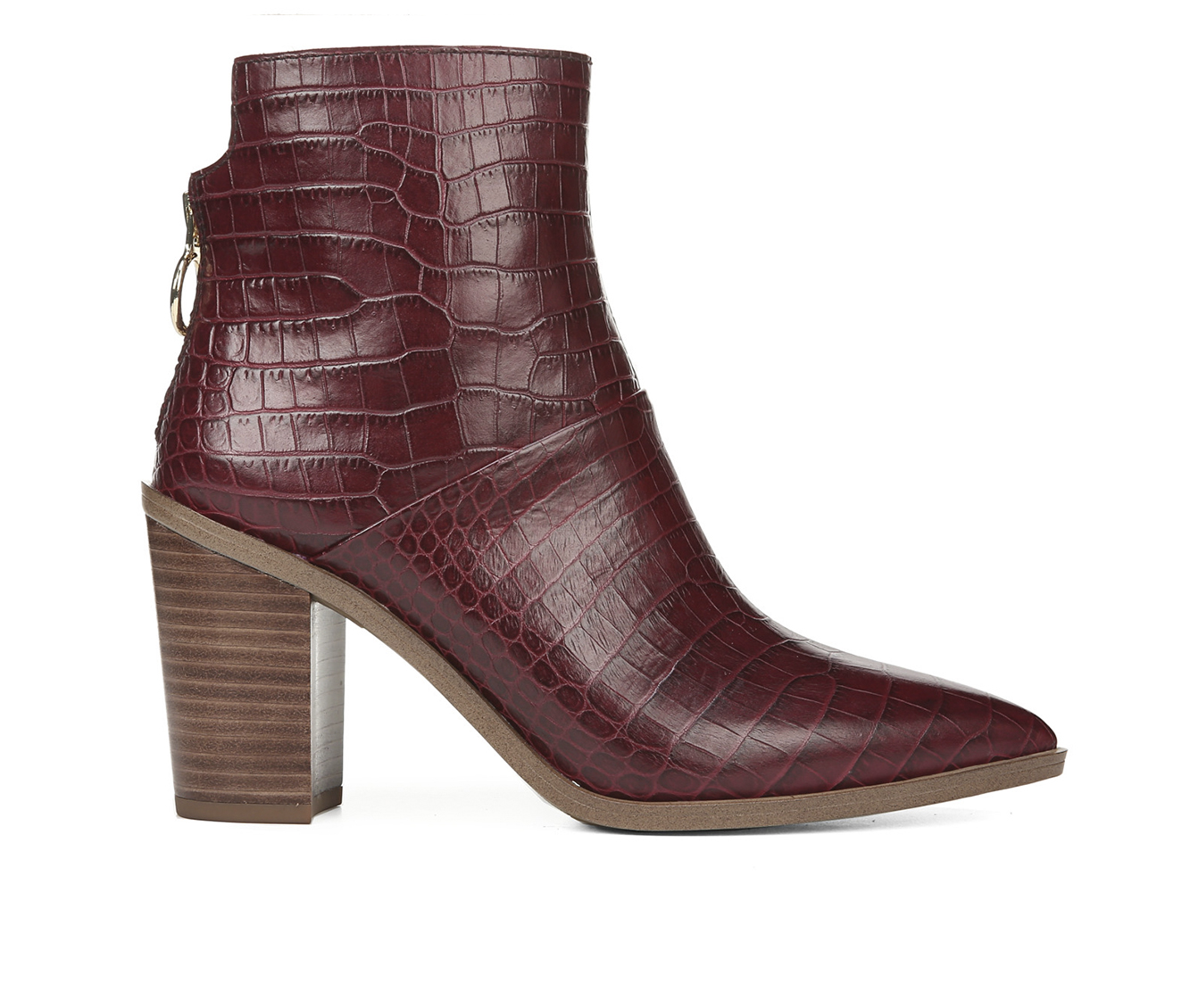 Franco Sarto Mack Women's Boots (Red - Leather)