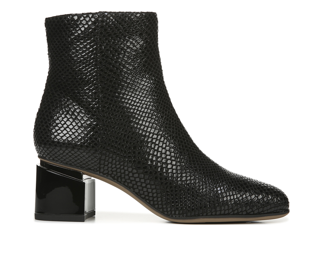 Franco Sarto Marquee Women's Boot (Black Canvas)