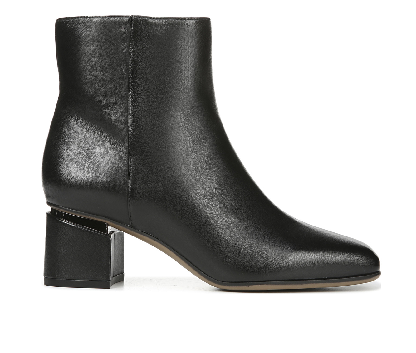 Franco Sarto Marquee Women's Boot (Black Leather)