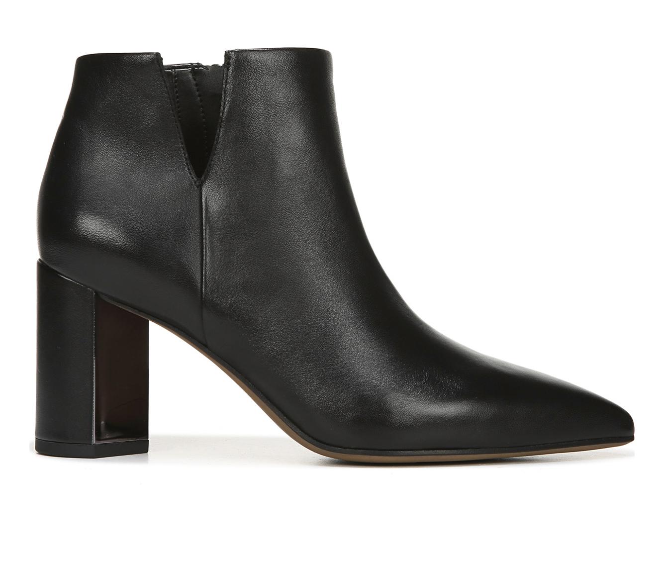 Franco Sarto Nest Women's Boot (Black Leather)