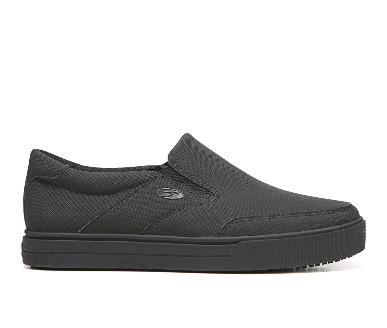 Dr. Scholls Vital Men's Boot (Black Faux Leather)