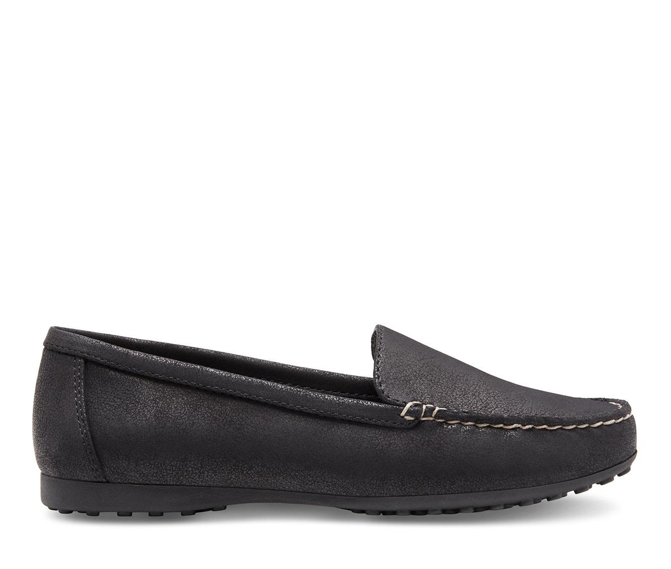 Eastland Courtney Women's Shoe (Black Faux Leather)