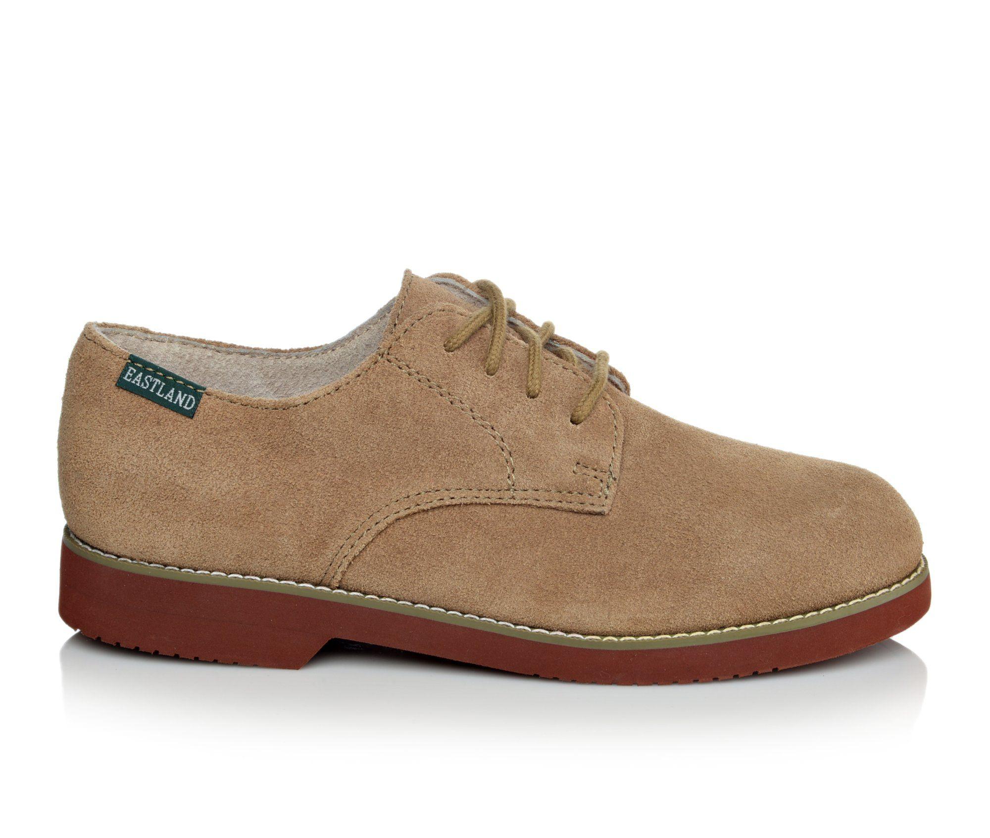 Eastland Buck Women's Shoe (Beige Suede)