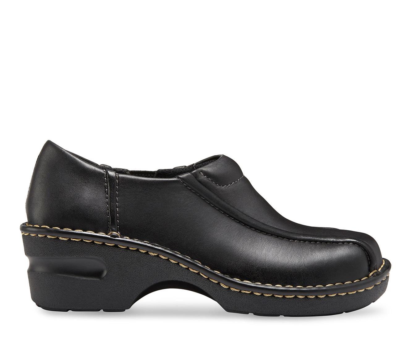 Eastland Tracie Women's Shoe (Black Leather)