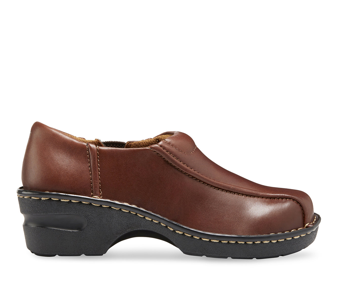 Eastland Tracie Women's Shoe (Brown Leather)