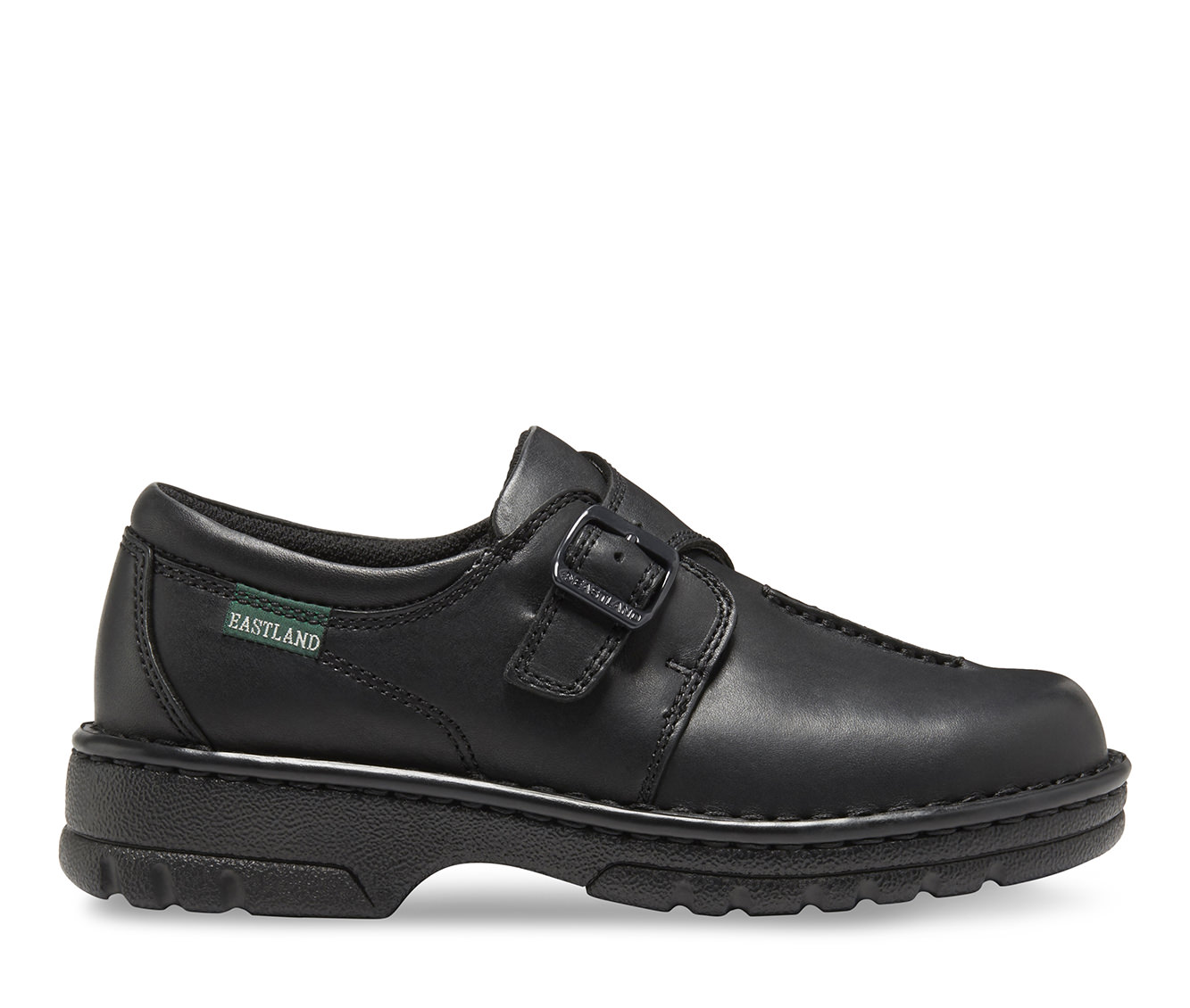 Eastland Syracuse Women's Shoe (Black Leather)
