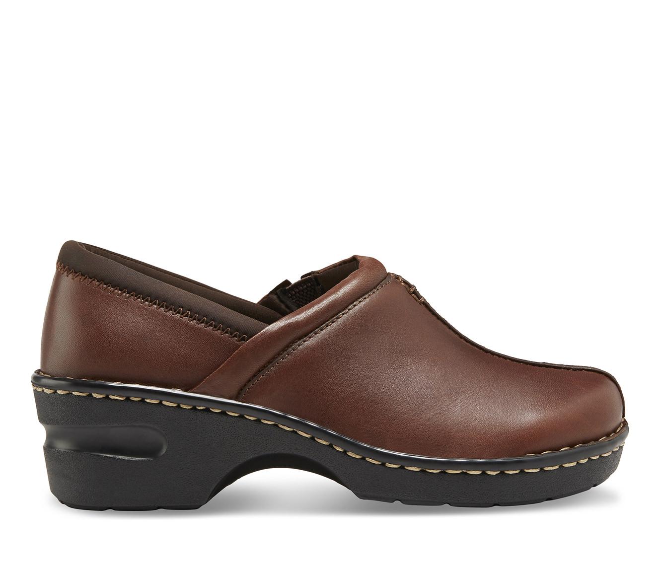 Eastland Kelsey Women's Shoe (Brown Leather)