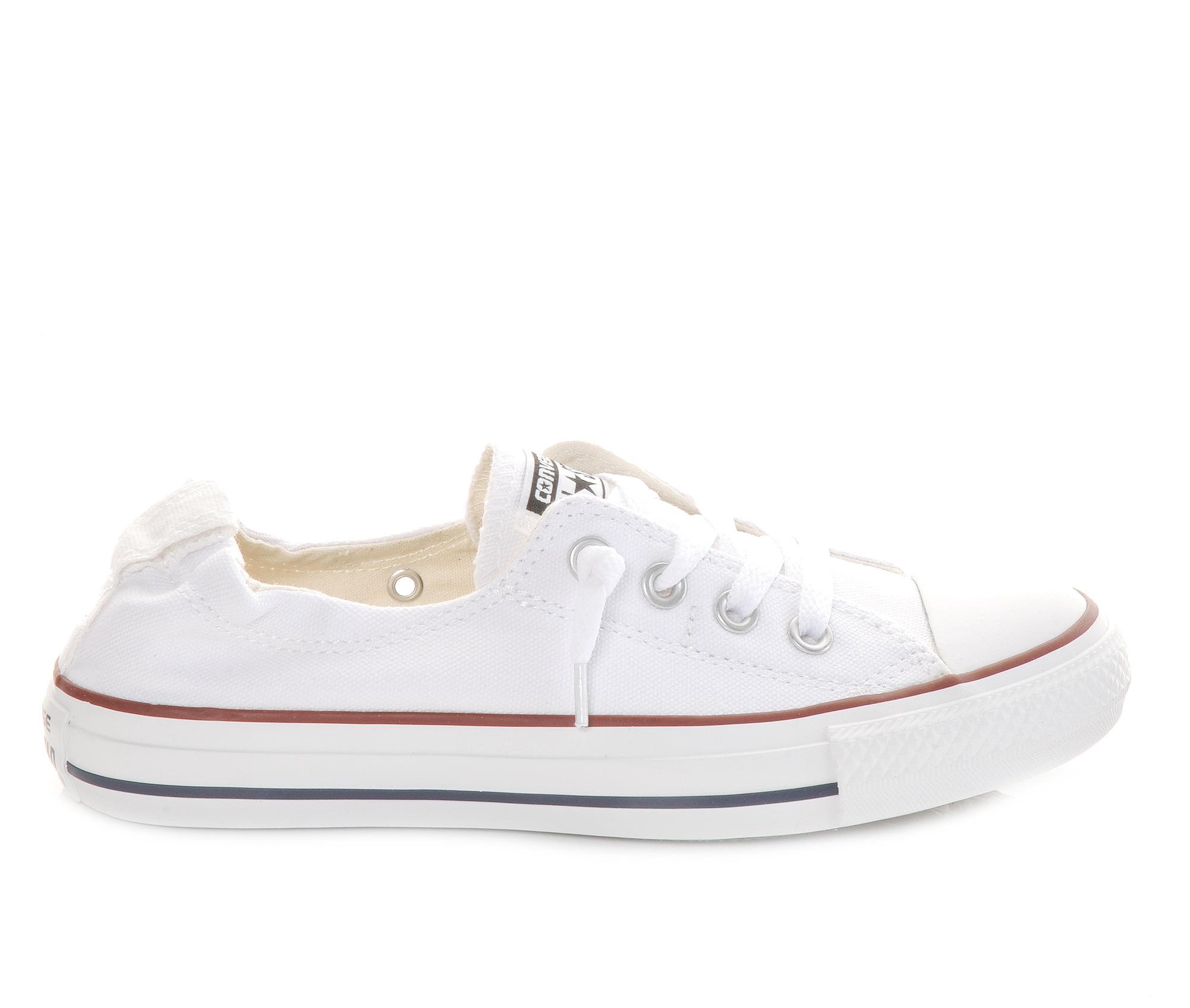 Converse Chuck Taylor Shoreline Women's Athletic Shoe (White)