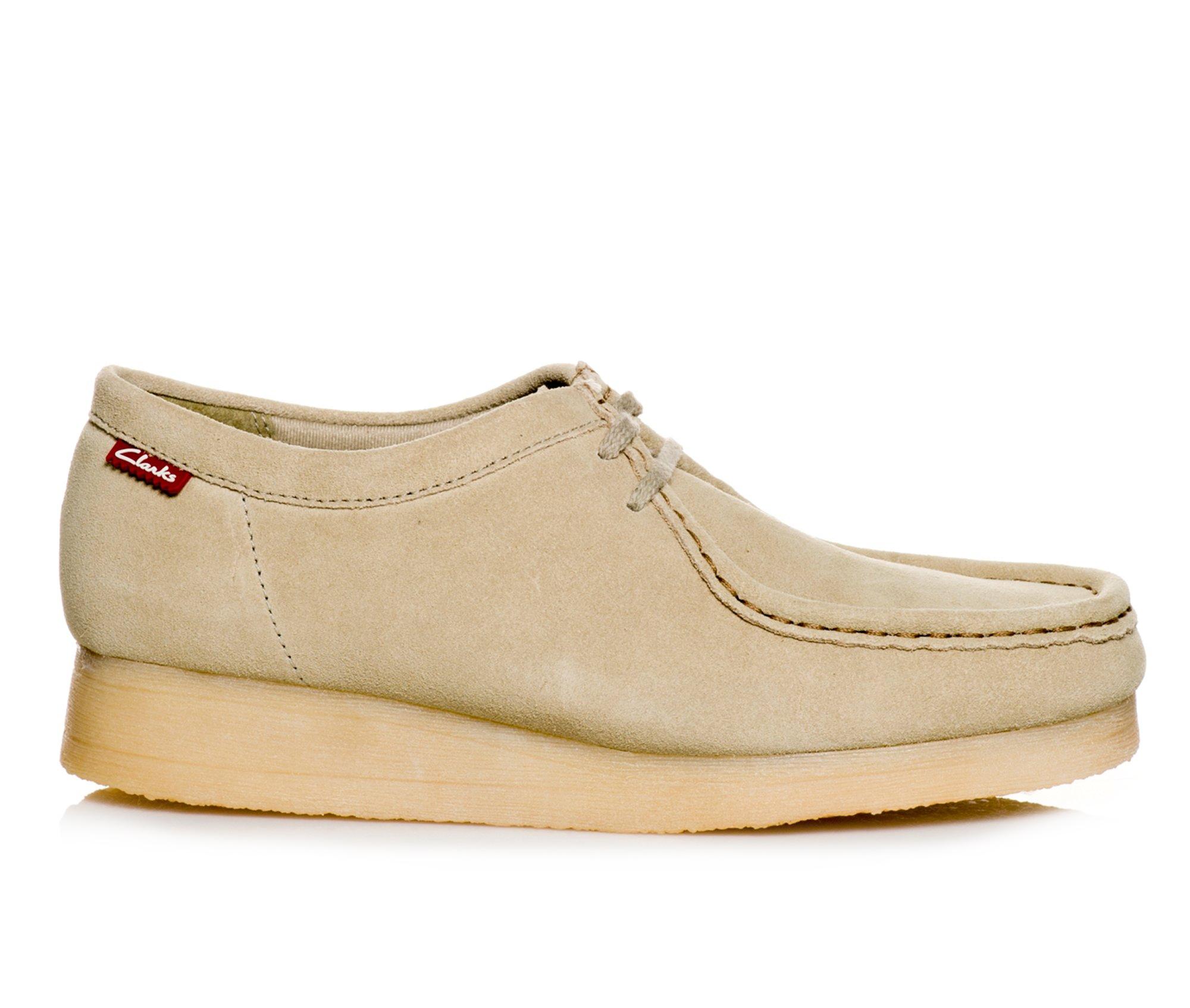 Clarks Padmore Women's Shoe (Beige Suede)