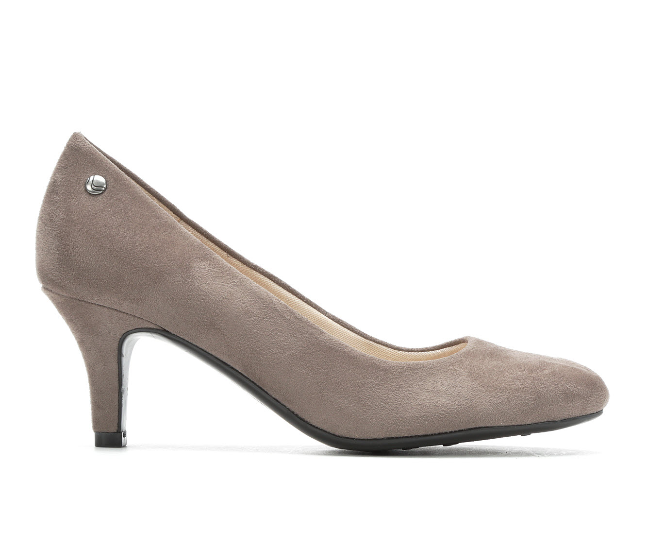 LifeStride Parigi Women's Dress Shoe (Gray Canvas)