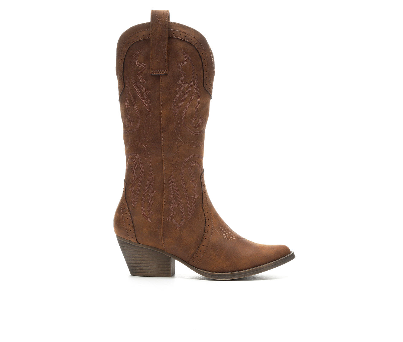 Rampage Tammy Women's Boot (Brown Canvas)