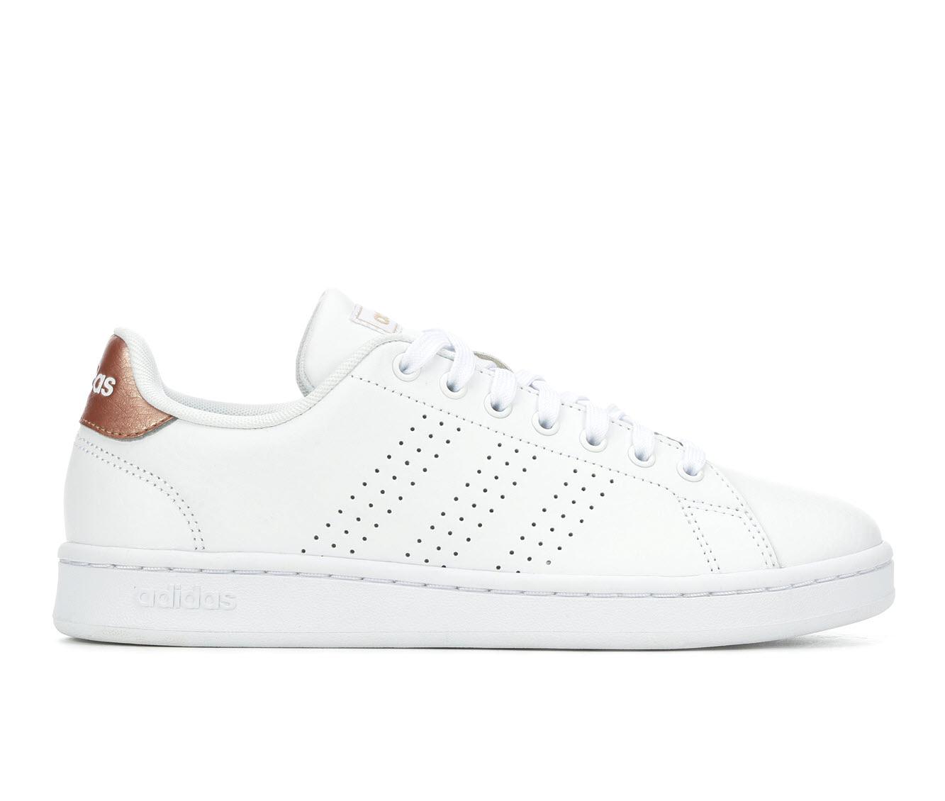 Adidas Advantage Clean Women's Athletic Shoe (White)