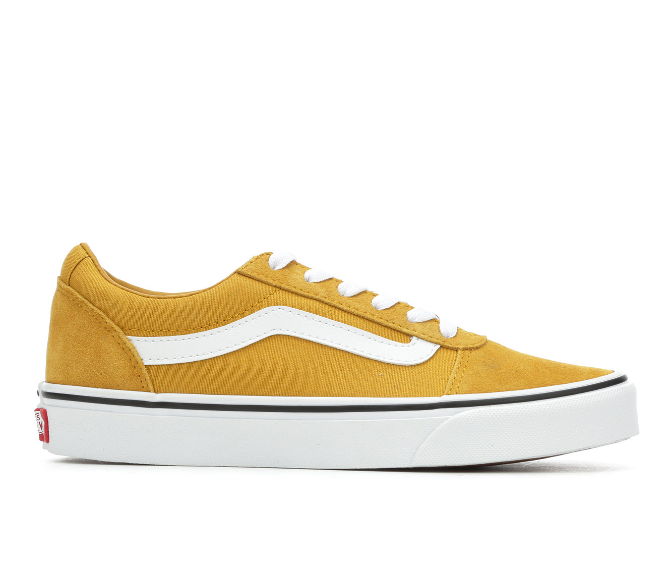 Vans Ward Women's Athletic Shoe (Yellow)