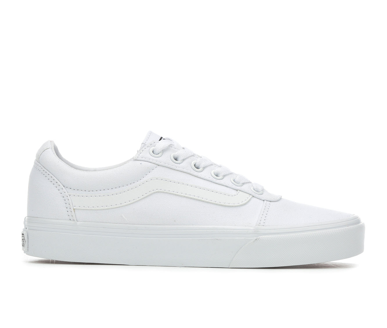 Vans Ward Women's Athletic Shoe (White)