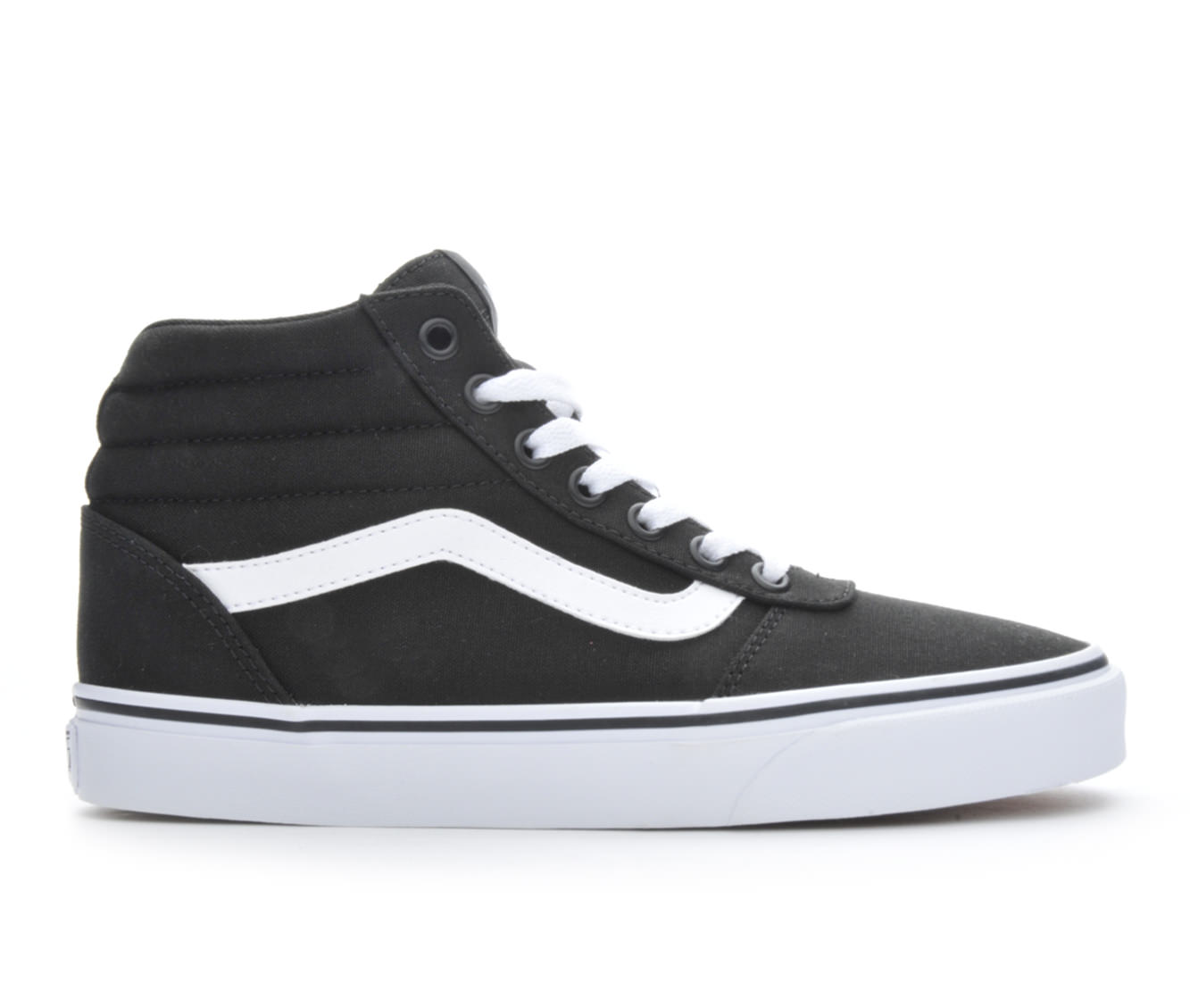 Vans Ward Hi Women's Athletic Shoe (Black)