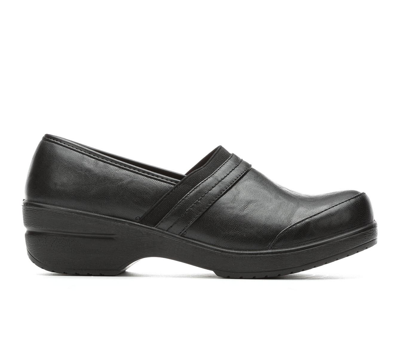 Easy Street Origin Women's Shoe (Black Faux Leather)