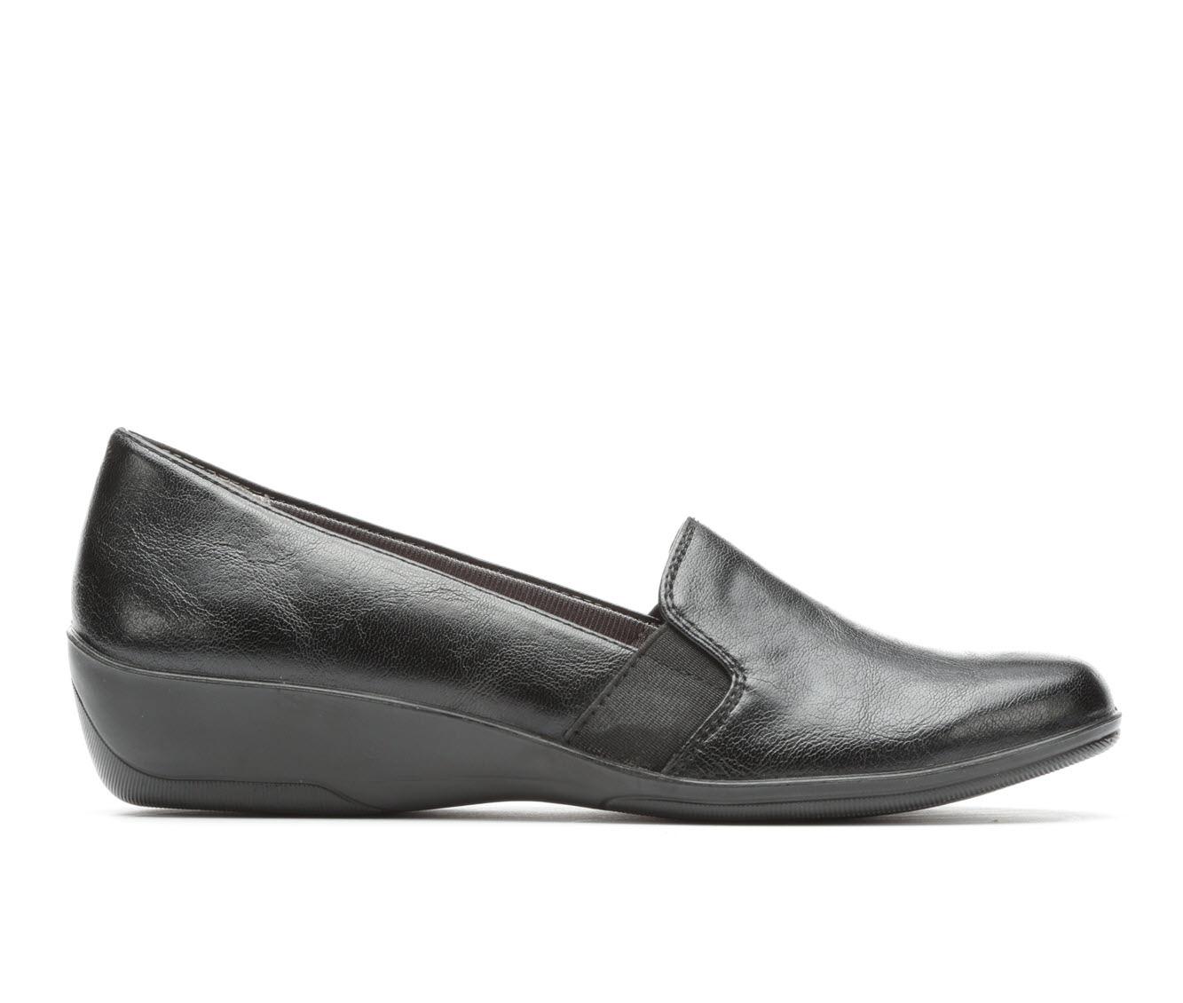 LifeStride Isabelle Women's Shoe (Black Faux Leather)
