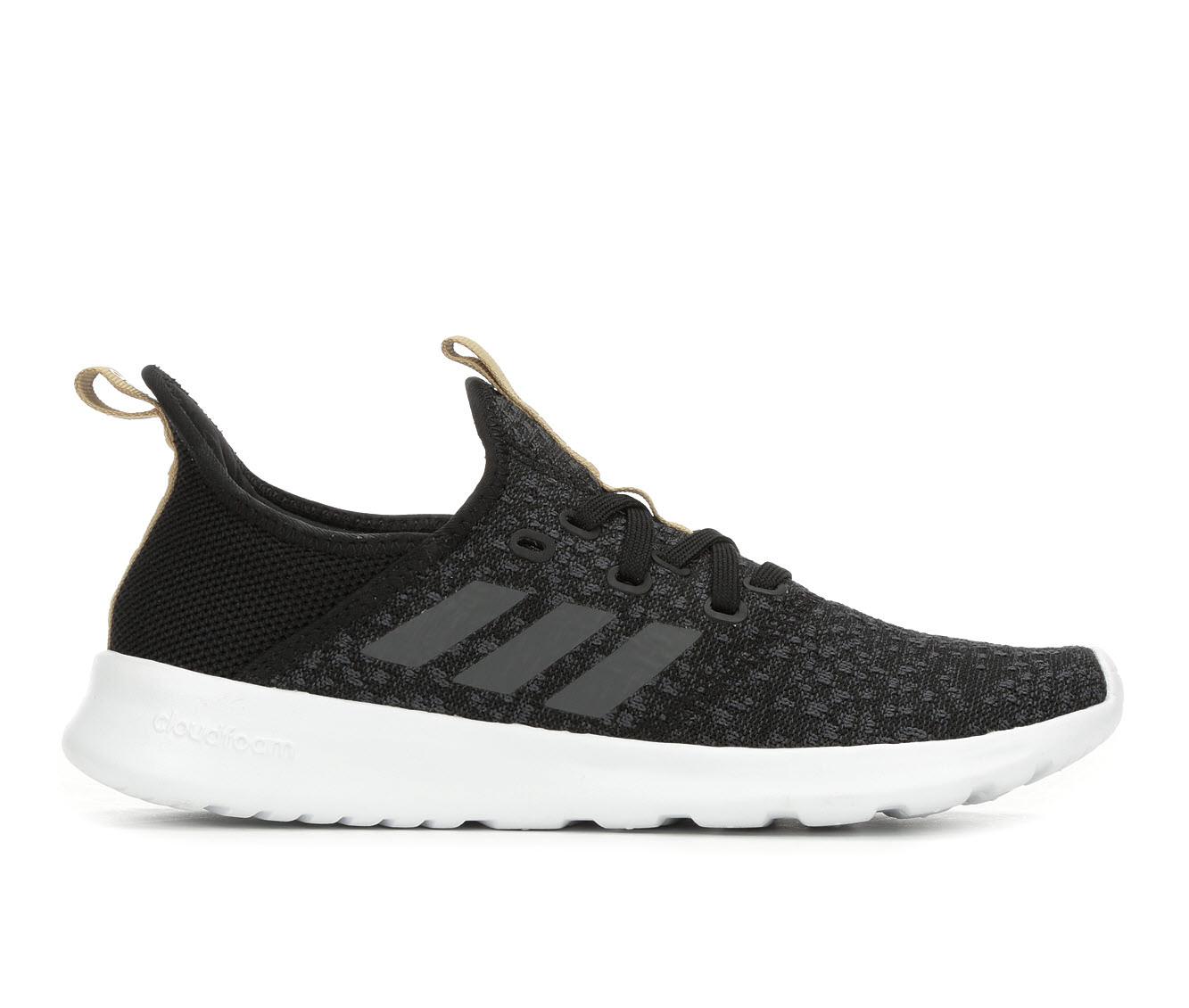 Adidas Pure Women's Athletic Shoe (Black)
