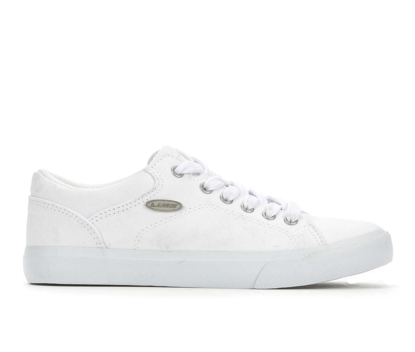 Lugz Regent Women's Shoe (White Canvas)