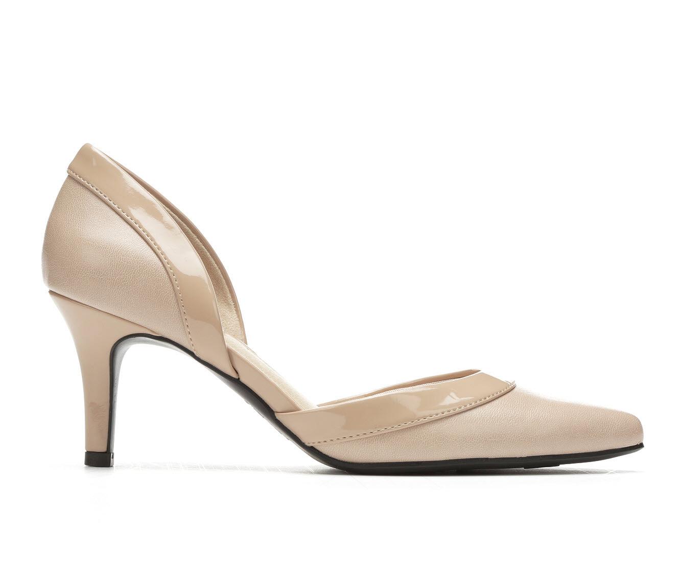 LifeStride Saldana Women's Dress Shoe (Pink Faux Leather)