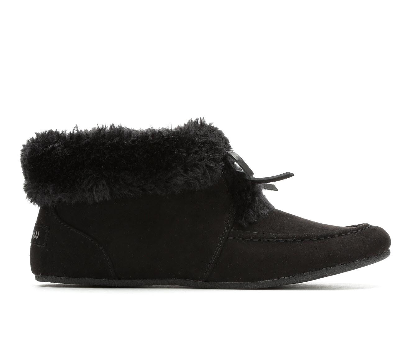 Makalu Yana Women's Shoe (Black Canvas)