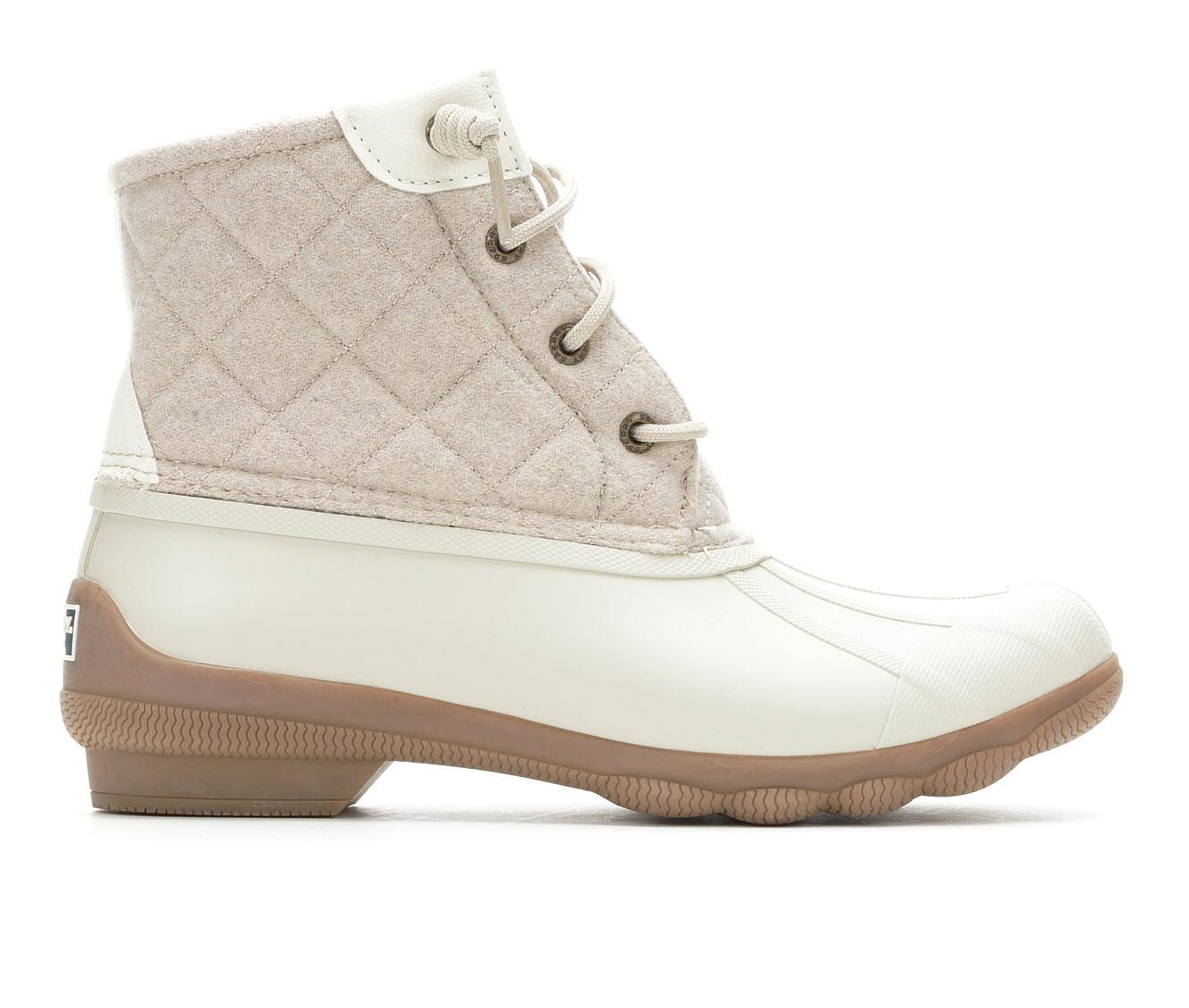 Sperry Syren Gulf Wool Women's Shoe (Brown - Canvas)