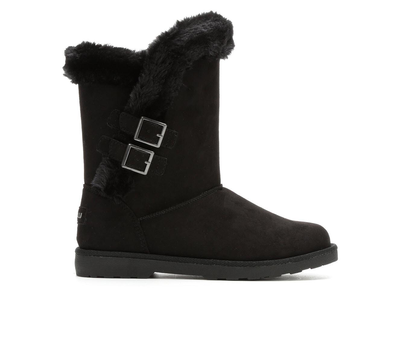 Makalu Gracia Women's Boot (Black Canvas)