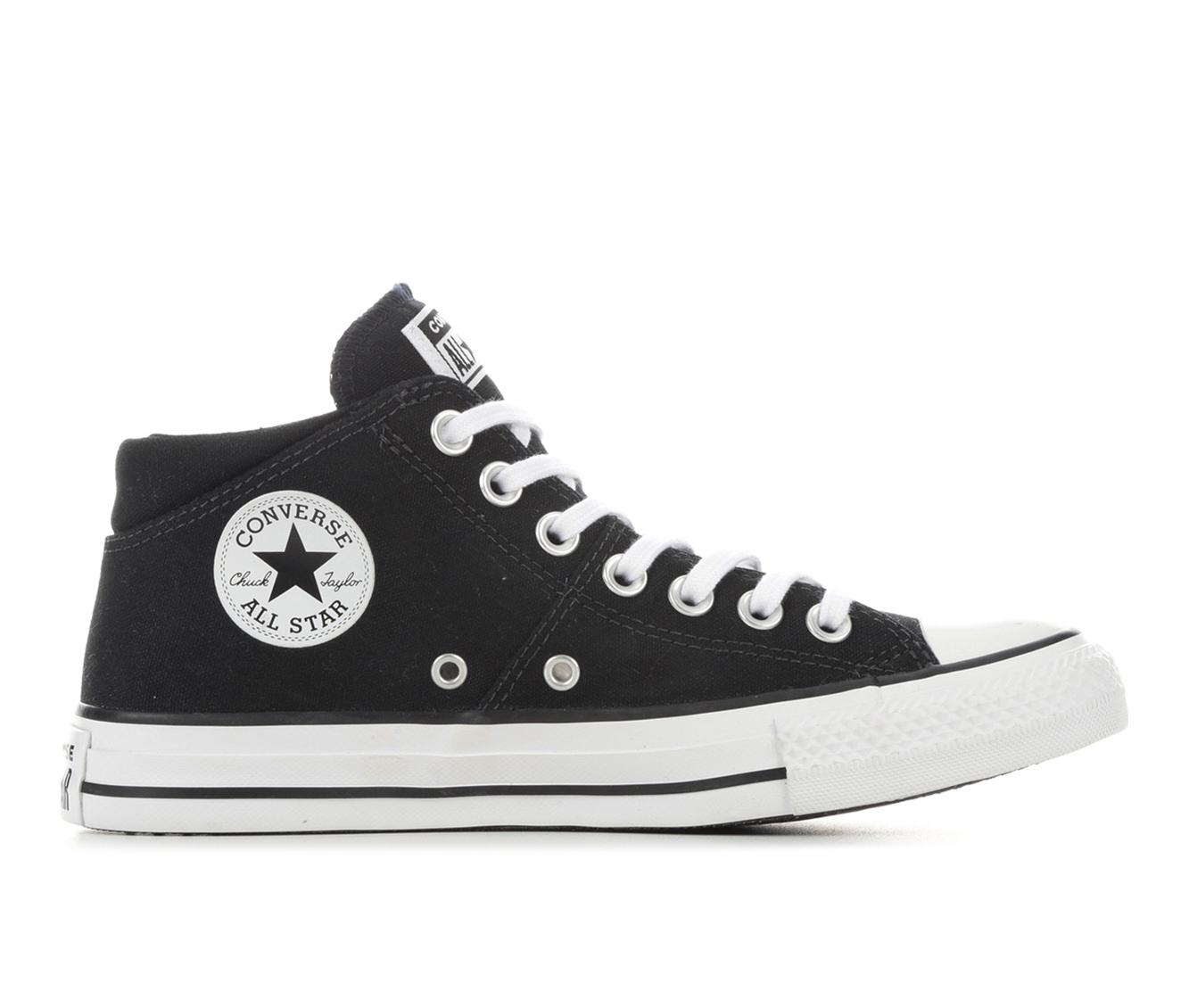 Converse Madison Mid Women's Athletic Shoe (Black)