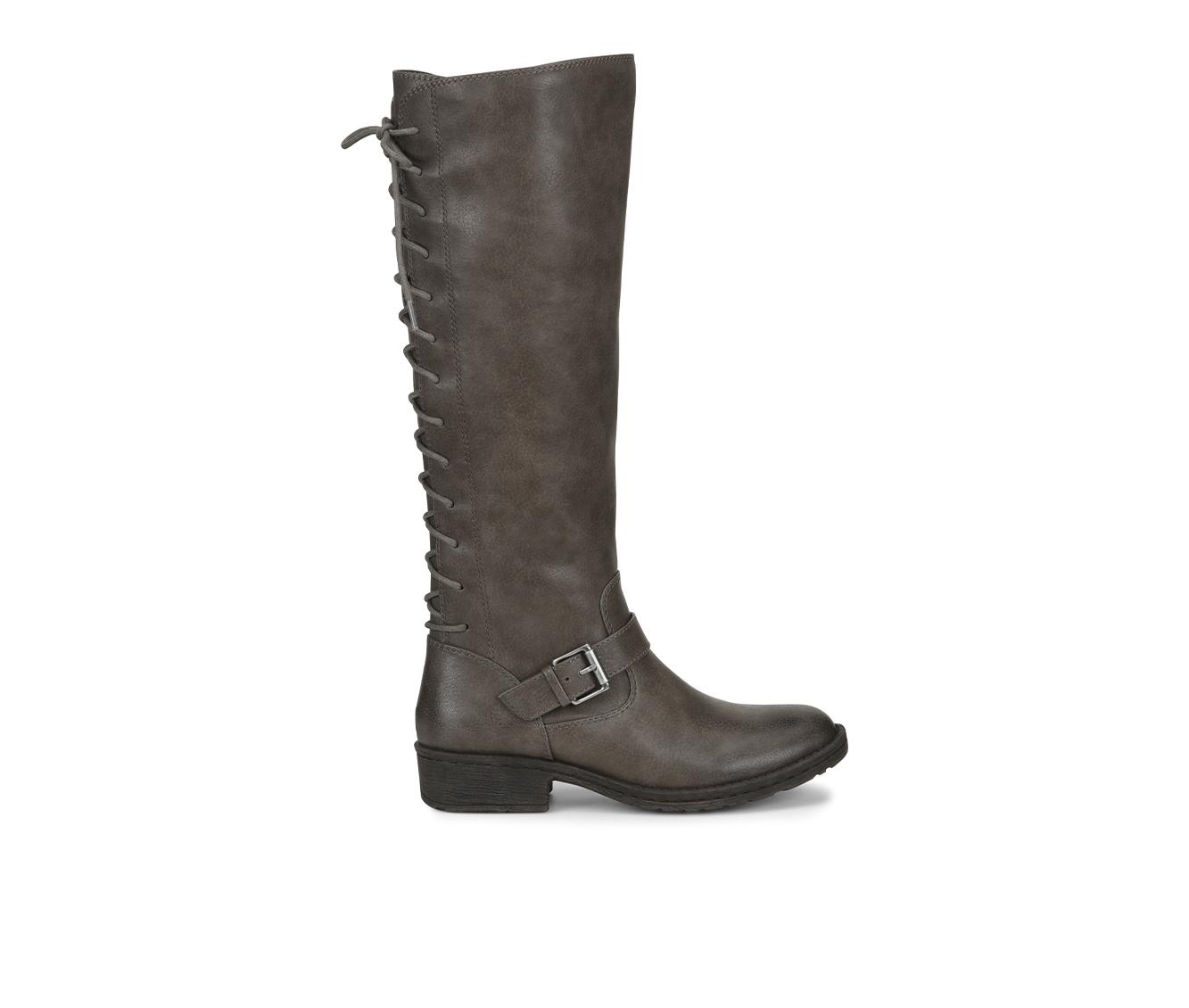 EuroSoft Selden Women's Boot (Gray Faux Leather)