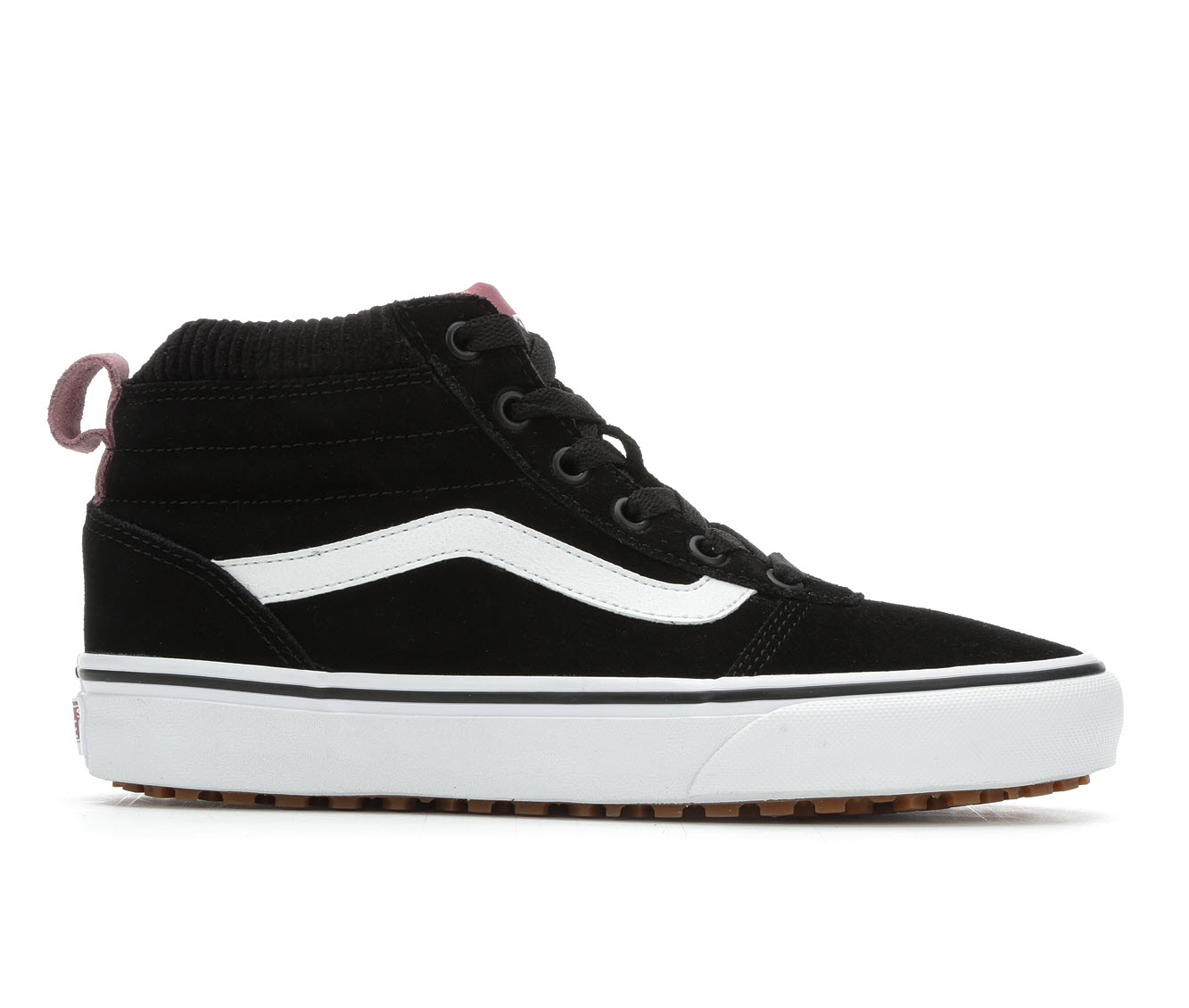 Vans Ward Hi MTE Women's Athletic Shoe (Black)