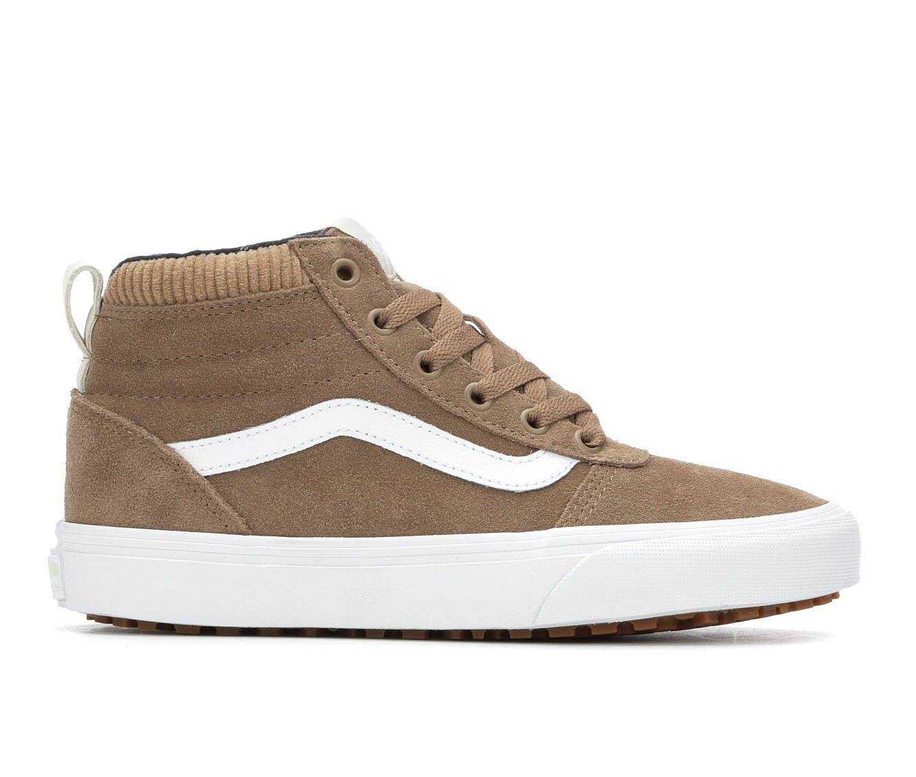 Vans Ward Hi MTE Women's Athletic Shoe (Brown)