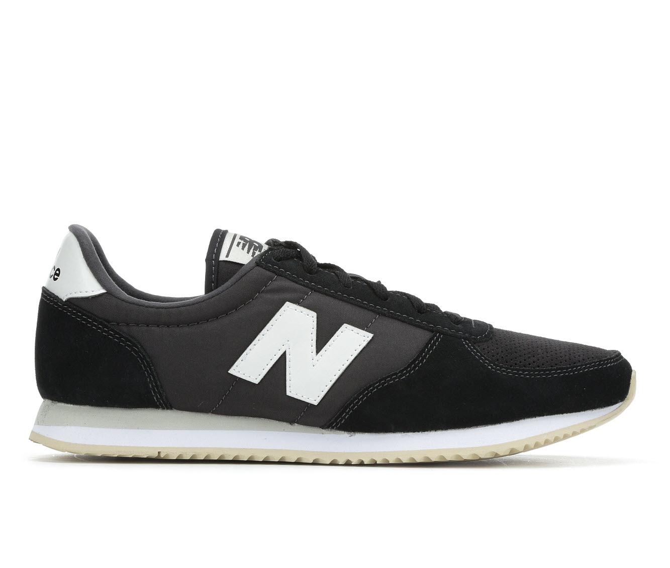 New Balance WL220V1 Women's Athletic Shoe (Black)