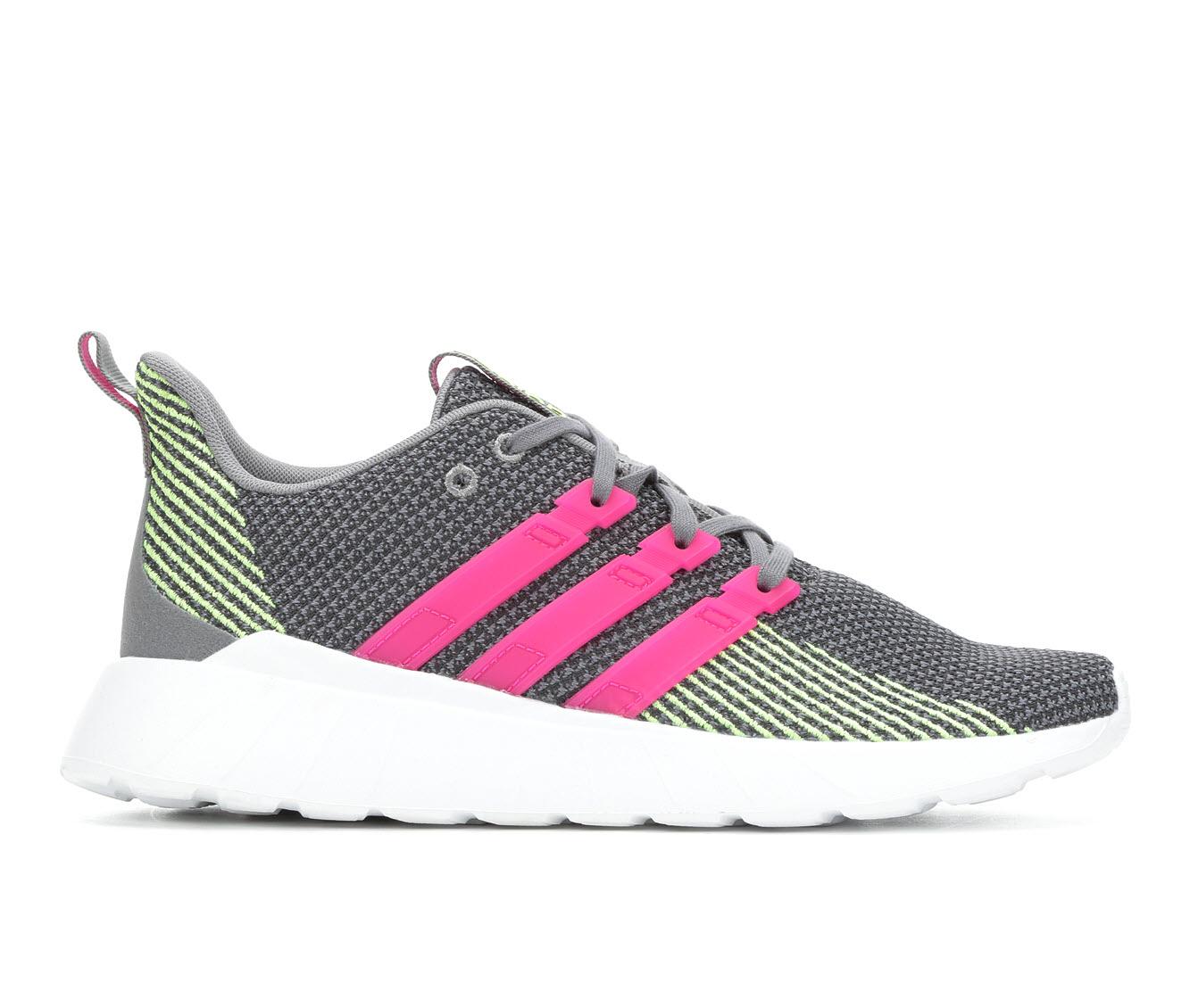 Adidas Questar Flow Women's Athletic Shoe (Gray)