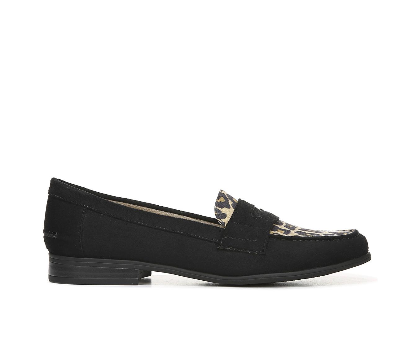 LifeStride Madison Women's Shoe (Black Canvas)
