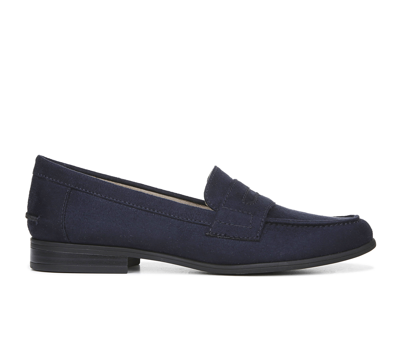 LifeStride Madison Women's Shoe (Blue Canvas)