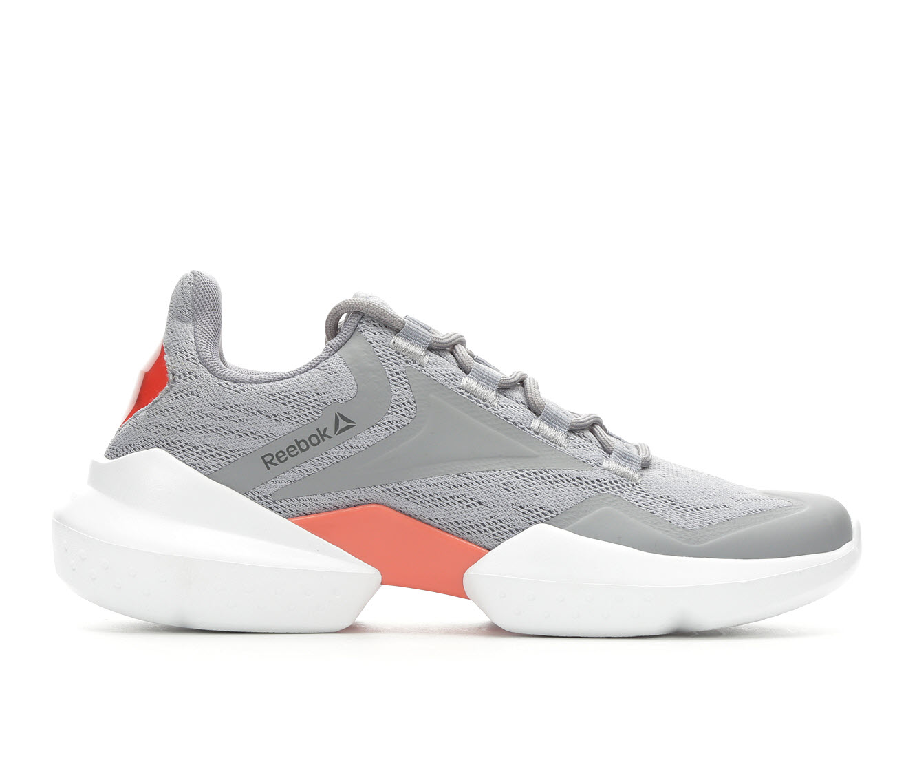 Reebok Split Fuel Women's Athletic Shoe (Gray)