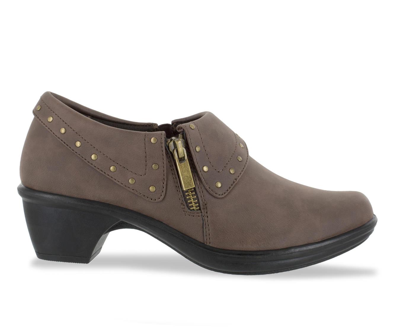 Easy Street Darcy II Women's Shoe (Brown Faux Leather)