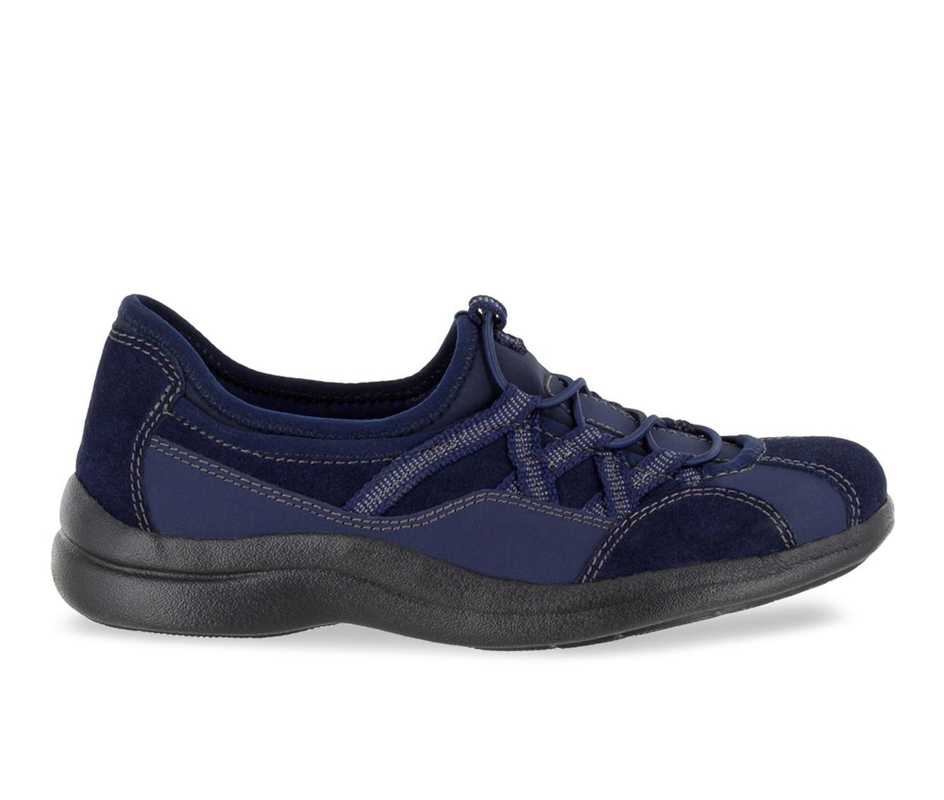 Easy Street Laurel Women's Shoe (Blue Leather)