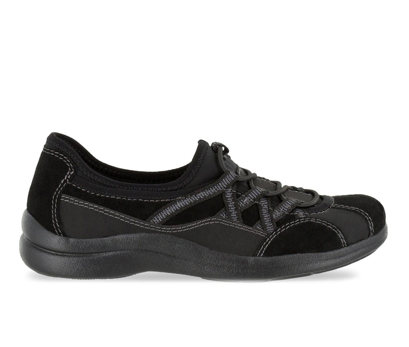 Easy Street Laurel Women's Shoe (Black Leather)