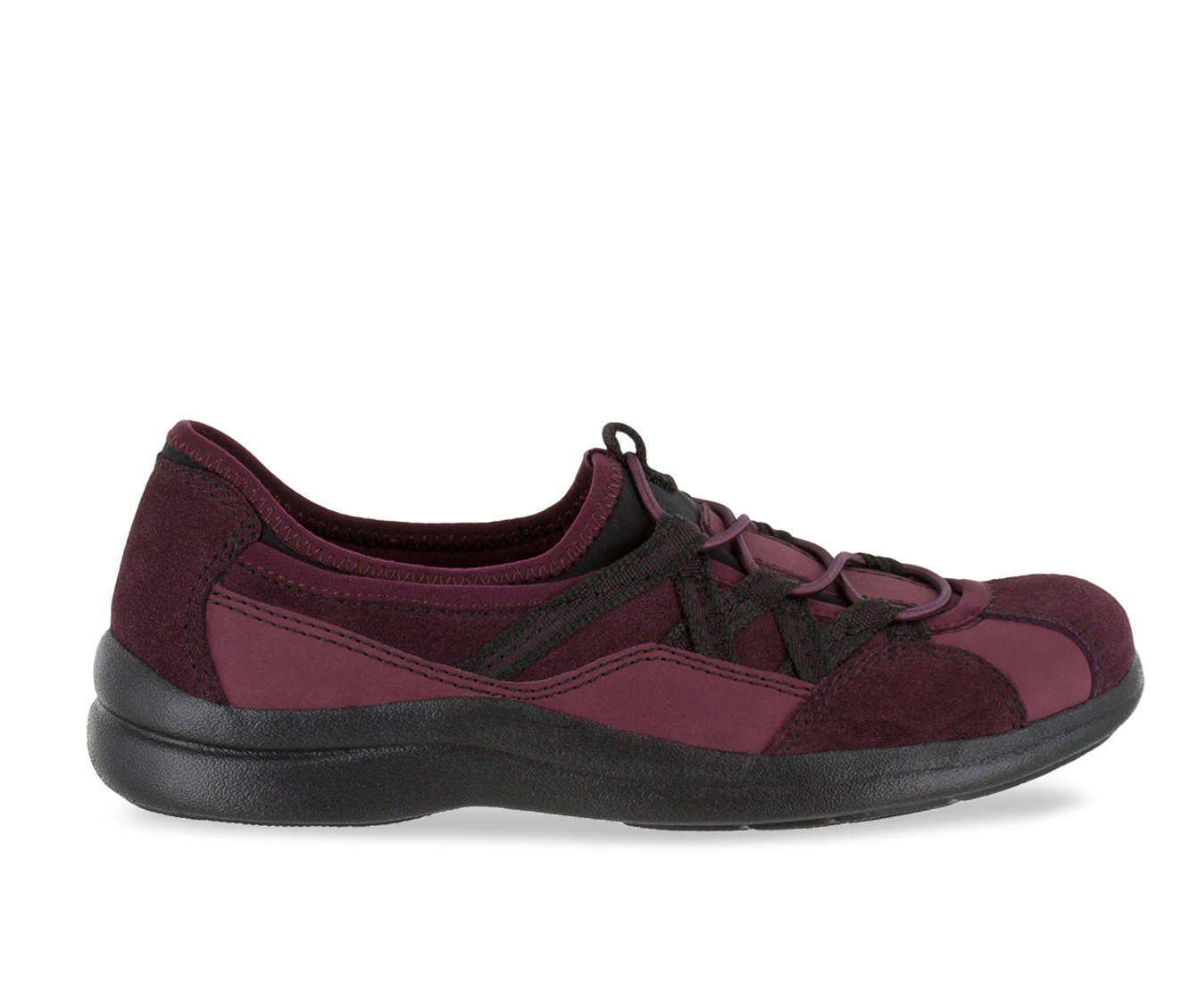 Easy Street Laurel Women's Shoe (Purple Leather)