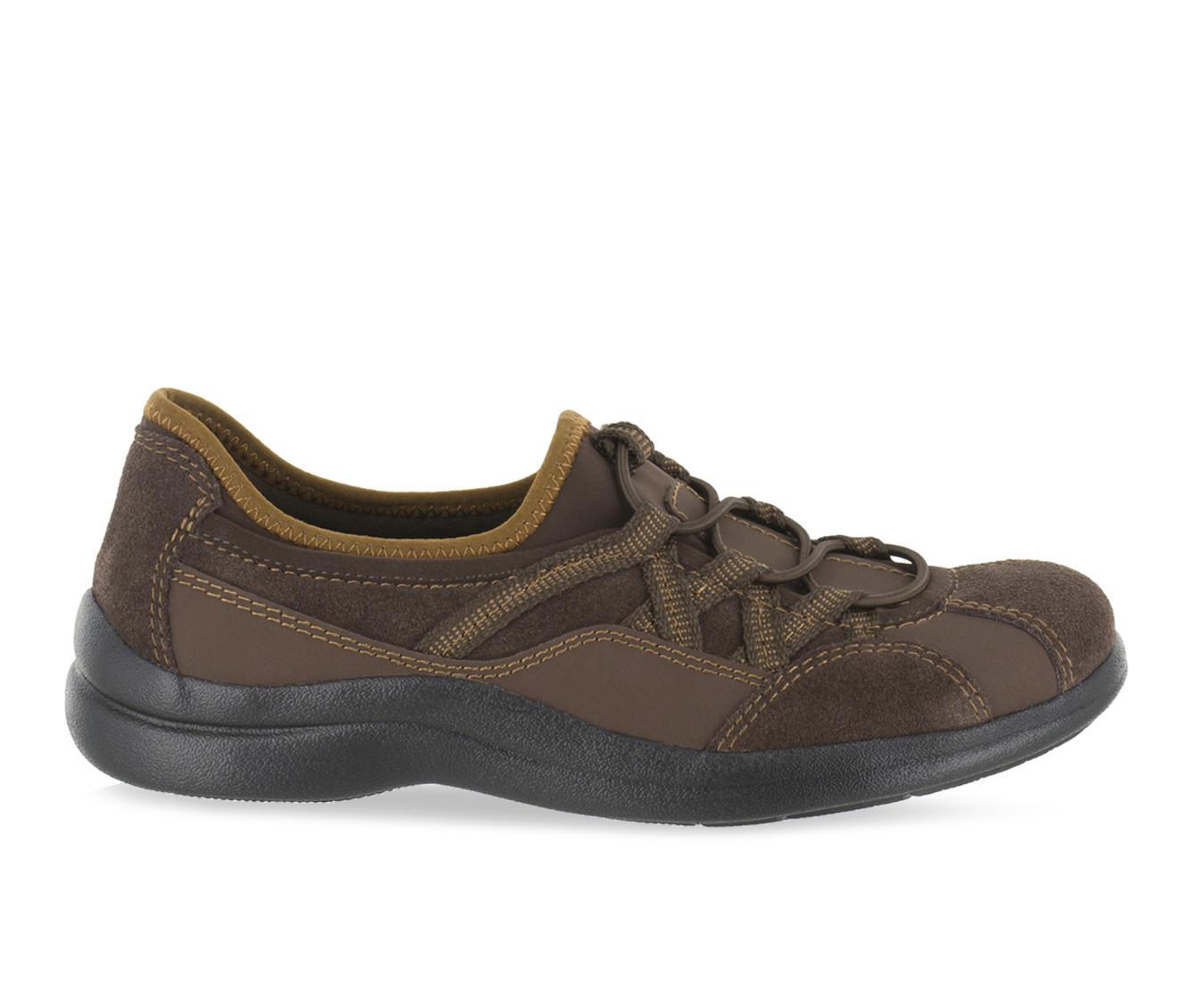 Easy Street Laurel Women's Shoe (Brown Leather)