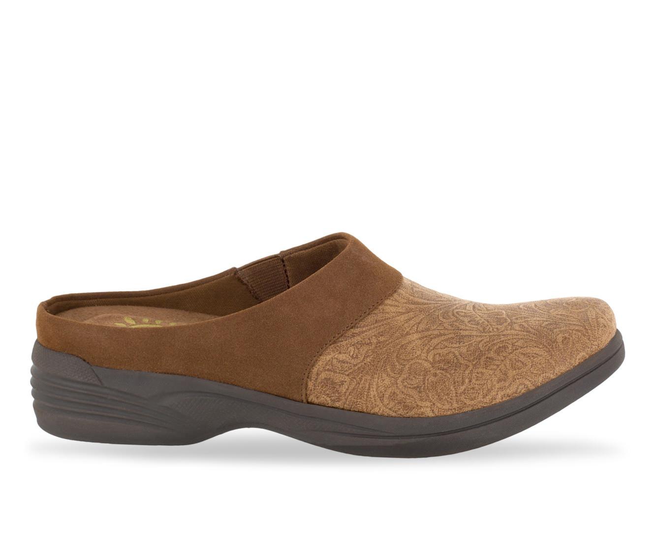 Easy Street Cozy Women's Shoe (Beige Canvas)
