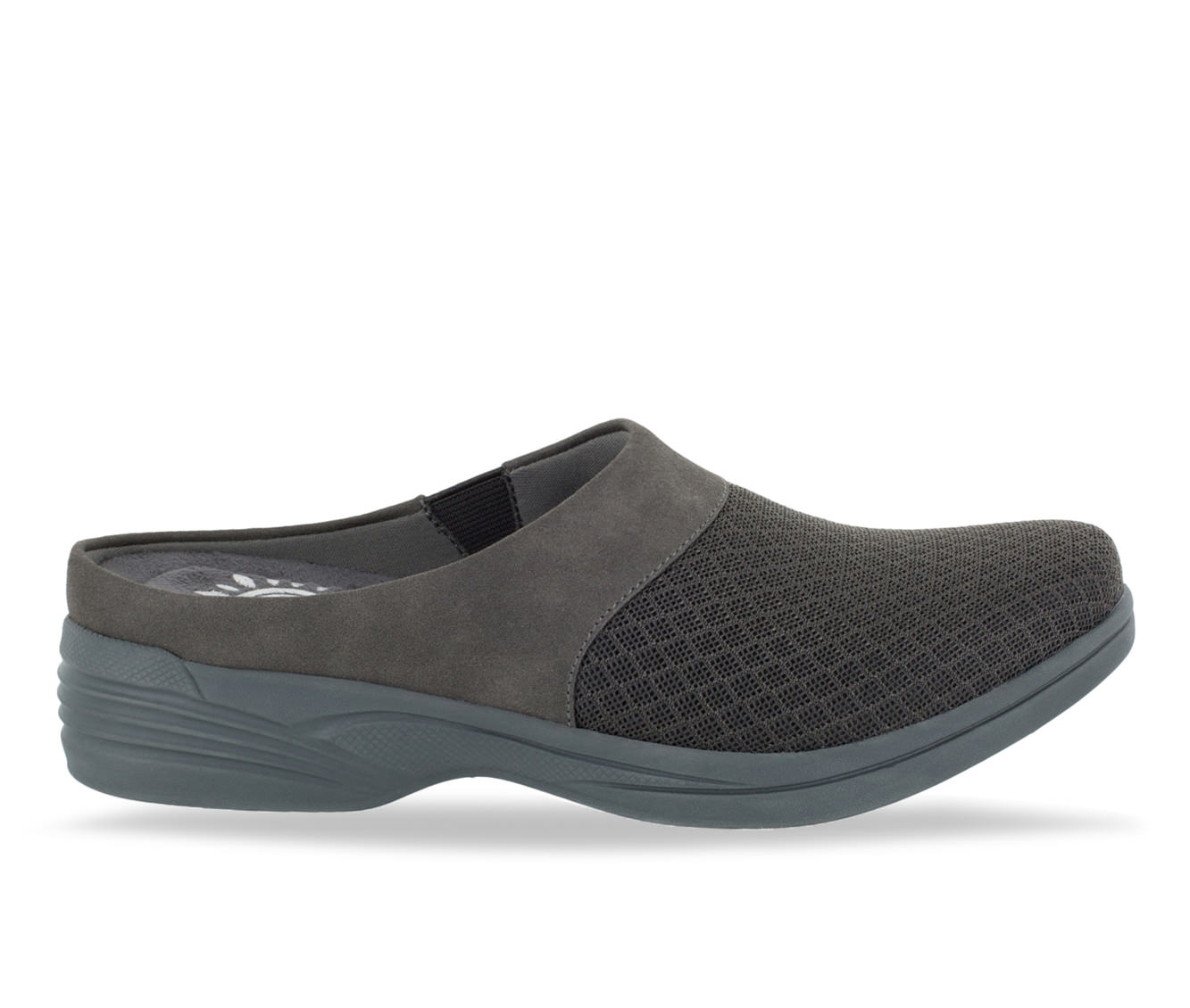 Easy Street Cozy Women's Shoe (Gray Canvas)