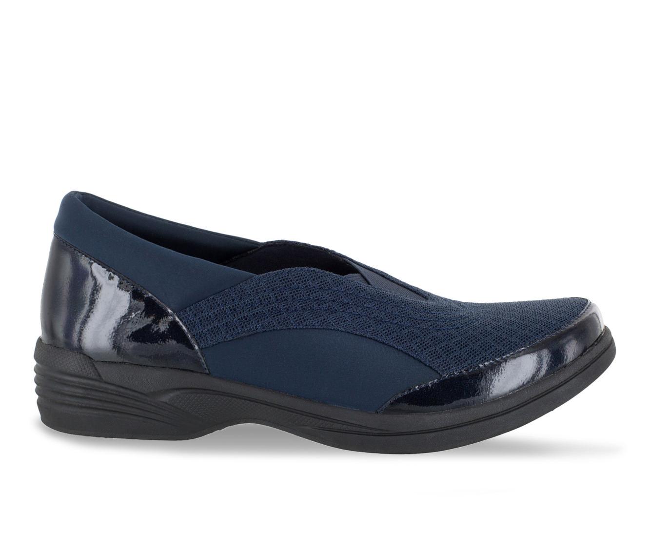 Easy Street Spontaneous Women's Shoe (Blue Canvas)