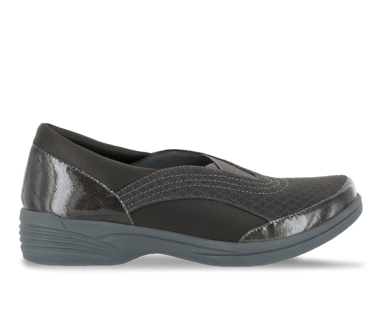 Easy Street Spontaneous Women's Shoe (Gray Canvas)