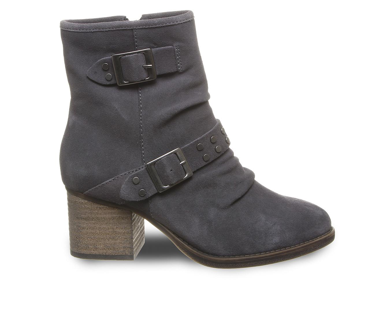 Bearpaw Amethyst Women's Boot (Gray Suede)