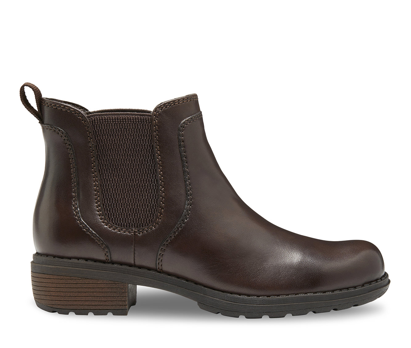 Eastland Double Up Women's Boot (Brown Leather)