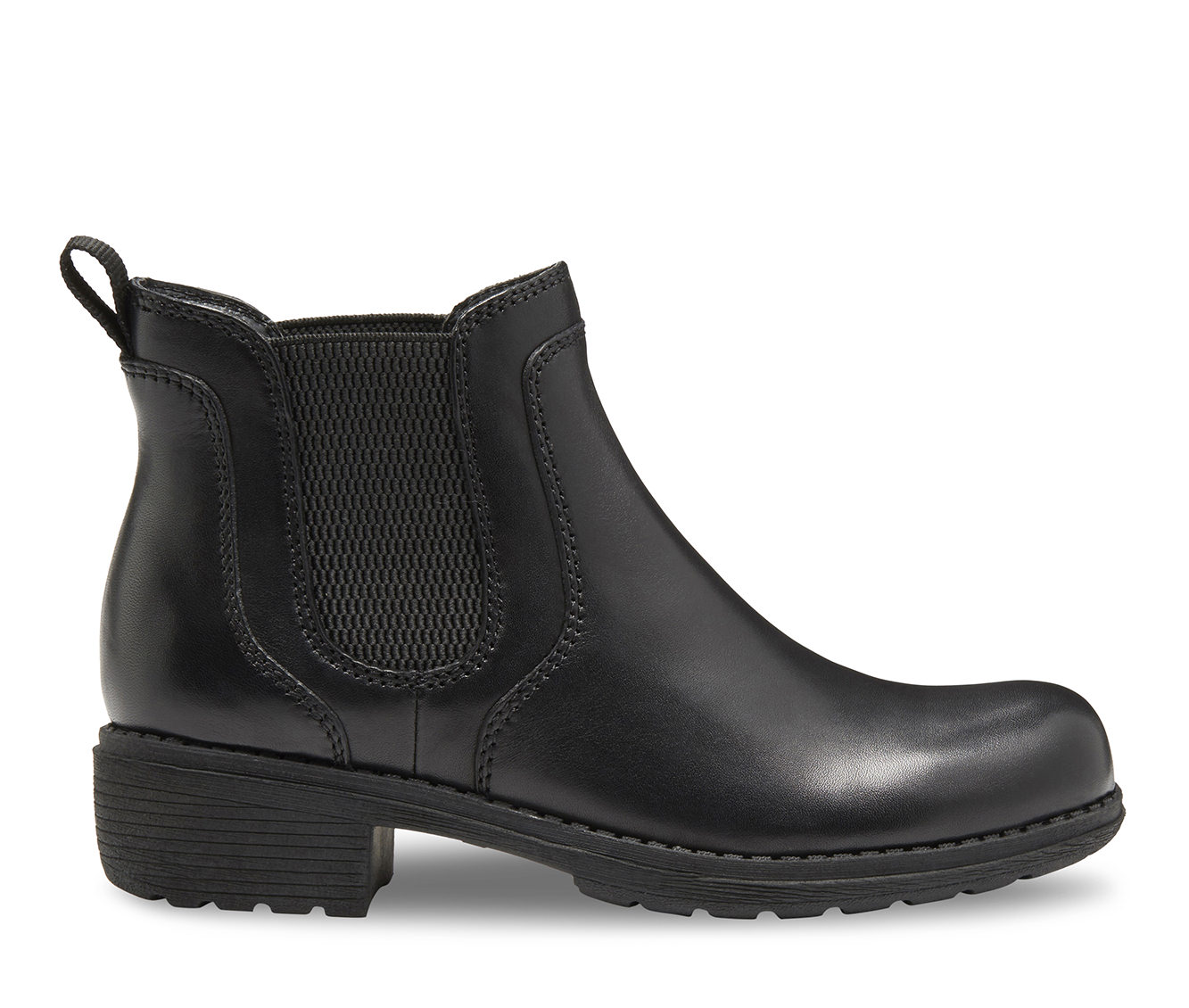 Eastland Double Up Women's Boot (Black Leather)